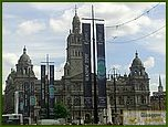 Glasgow City Guide Photographs: UEFA Cup Final 2007  UEFA Cup - Glasgow 23.jpg  30 June 2007 16:06