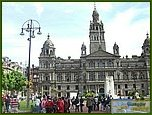 Glasgow City Guide Photographs: UEFA Cup Final 2007  UEFA Cup - Glasgow 27.jpg  30 June 2007 16:06