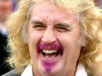 Famous Glaswegian: Billy Connolly